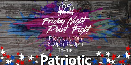 Friday Night Paint Fight tickets