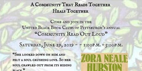 Community Read Out Loud  tickets