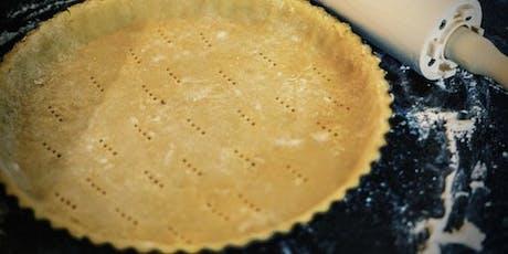 Summer Pastry Chef Program - Tart Doughs (Sucree) tickets