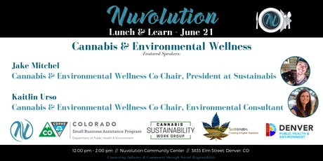 Nuvolution Lunch & Learn - June 21 tickets