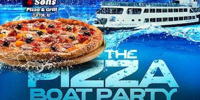 PIZZA BOAT PARTY! NJ