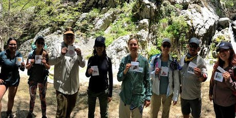 Leave No Trace Trainer Course tickets