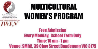 Multicultural Women Program & Well-being Group