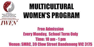 Multicultural Women Program & Well-being Group