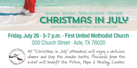 Future Hope and Healing Center Benefit Dinner tickets