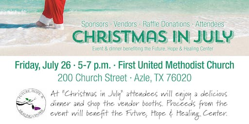 Future Hope and Healing Center Benefit Dinner