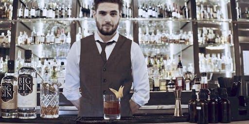 Negroni Inspired Dinner   Central Bar + Restaurant & Big Gin