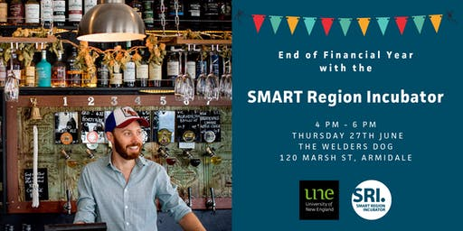 EOFY with the SMART Region Incubator – Armidale