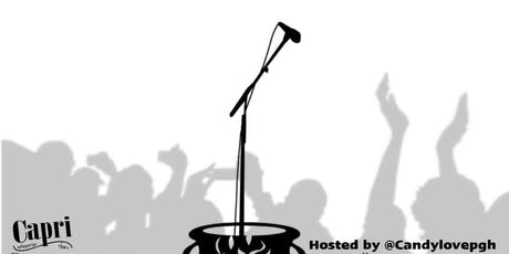 Melting Pot Open Mic @ Capri Pizza tickets
