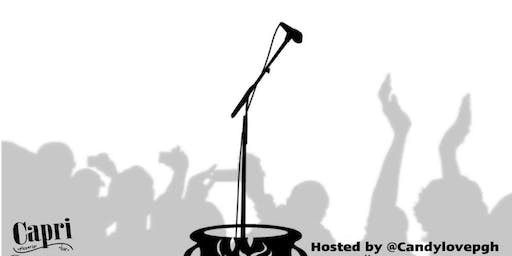 The Melting Pot for Poetry and Vocals JULY