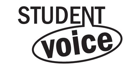 Amplifying Student Voice  tickets
