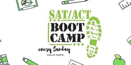SUNDAY SAT/ACT Boot Camp in TARZANA tickets