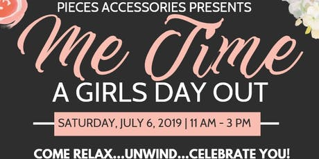 Me Time~ A Girls Day Out  tickets