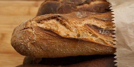 Summer Pastry Chef Program - French Breads tickets