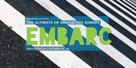 EMBARC HR Innovators Summit presented by CareerArc tickets