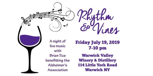 Rhythm & Vines  Music & Wine festival for The Alzheimer's Association