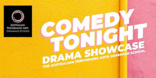 APGS Drama Showcase