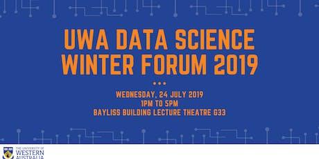 Data Science Winter Forum 2019 tickets