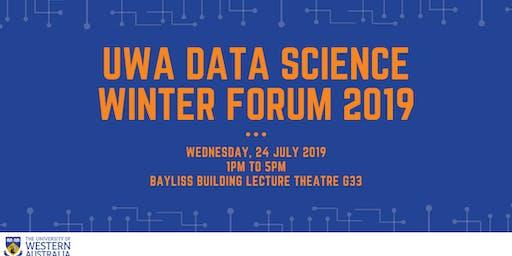 Data Science Winter Forum 2019