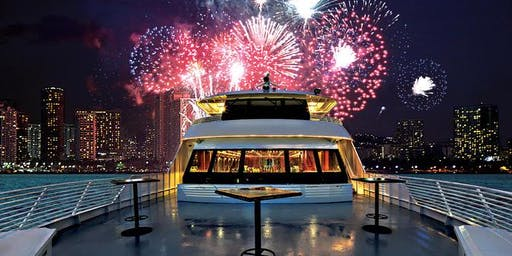 July 4th Weekend NYC Yacht Party Cruise at Hornblower Serenity Yacht Pier15
