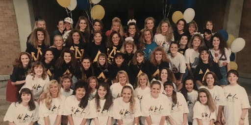 Tri Delta Beta Epsilon 50th Anniversary
