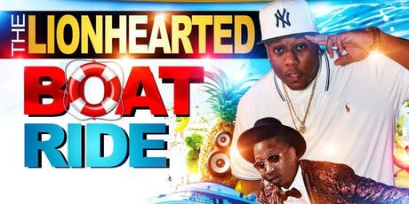 The LionHearted Boat Ride and After Party tickets