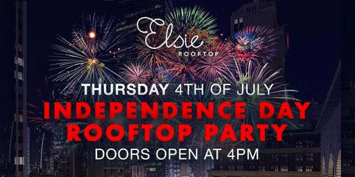 Elsie Rooftop July 4th Party