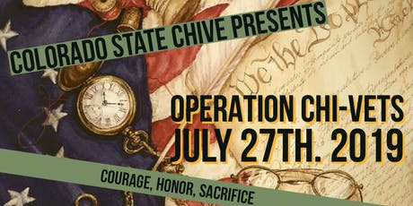 Colorado State Chive Unofficial Meetup:Operation Chiv-Vets tickets