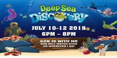 Deep Sea Discovery tickets