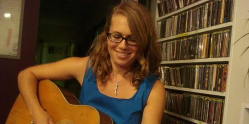 Sundays in the Plaza: Hannah Jern-Miller (Folk/Bluegrass)