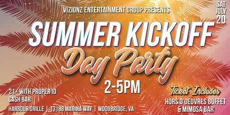 Summer Kickoff! Day Party tickets