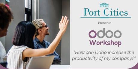 How can Odoo ERP increase the productivity of my company tickets