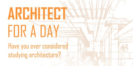 Architect for a Day - Brisbane 2019 tickets