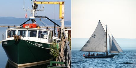 Lake Champlain Maritime Festival - FREE boat rides with Whistling Man Schooner Co. and UVM's Research Vessel, the Melosira! tickets