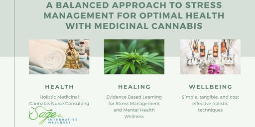 A Balanced Approach to Stress Management for Optimal Health with Cannabis