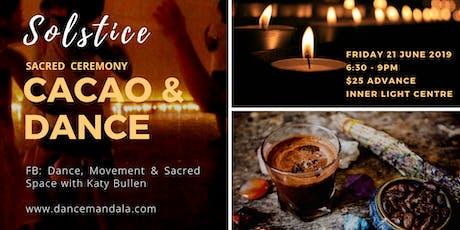 WInter Solstice Cacao Ceremony & DANCEmandala tickets