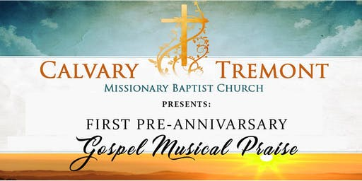 First Pre-Anniversary Gospel Musical Praise