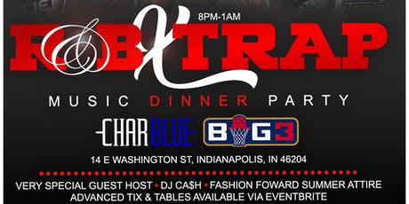 R&B and Trap Music Dinner Party  tickets