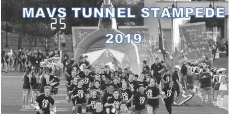 MAVS HOMECOMING TUNNEL STAMPEDE 2019 tickets