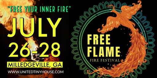Free Flame Fire Festival