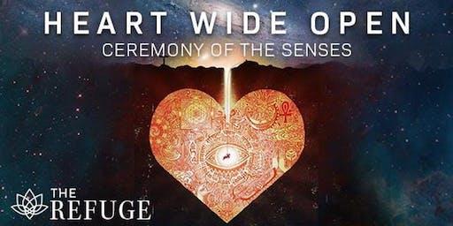 June 21, 2019// Summer Solstice HEART WIDE OPEN