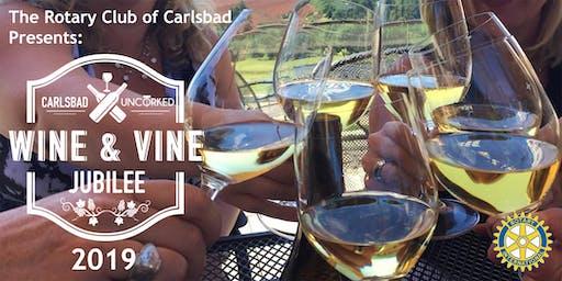 """Wine & Vine Jubilee """"Uncorked"""""""