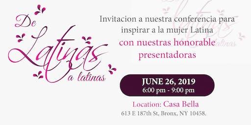 De Latinas A Latinas