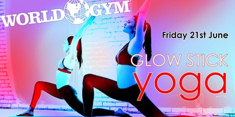 GLOW STICK YOGA tickets
