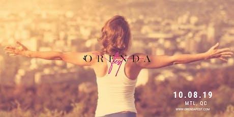 Orenda Fest tickets