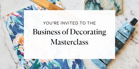 Business of Decorating Mastermind tickets