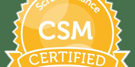 Certified ScrumMaster (CSM), Sydney, 26 - 27 September 2019 tickets