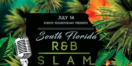 South Florida R&B Slam tickets