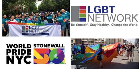 March with the LGBT Network in NYC Pride tickets