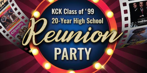 KCK 20 YEAR HIGH SCHOOL REUNION PARTY